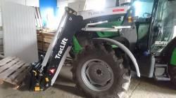Pořízení zemědělské techniky