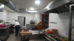 Kuchyně restaurace
