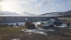Rekonstrukce skladu náhradních dílů